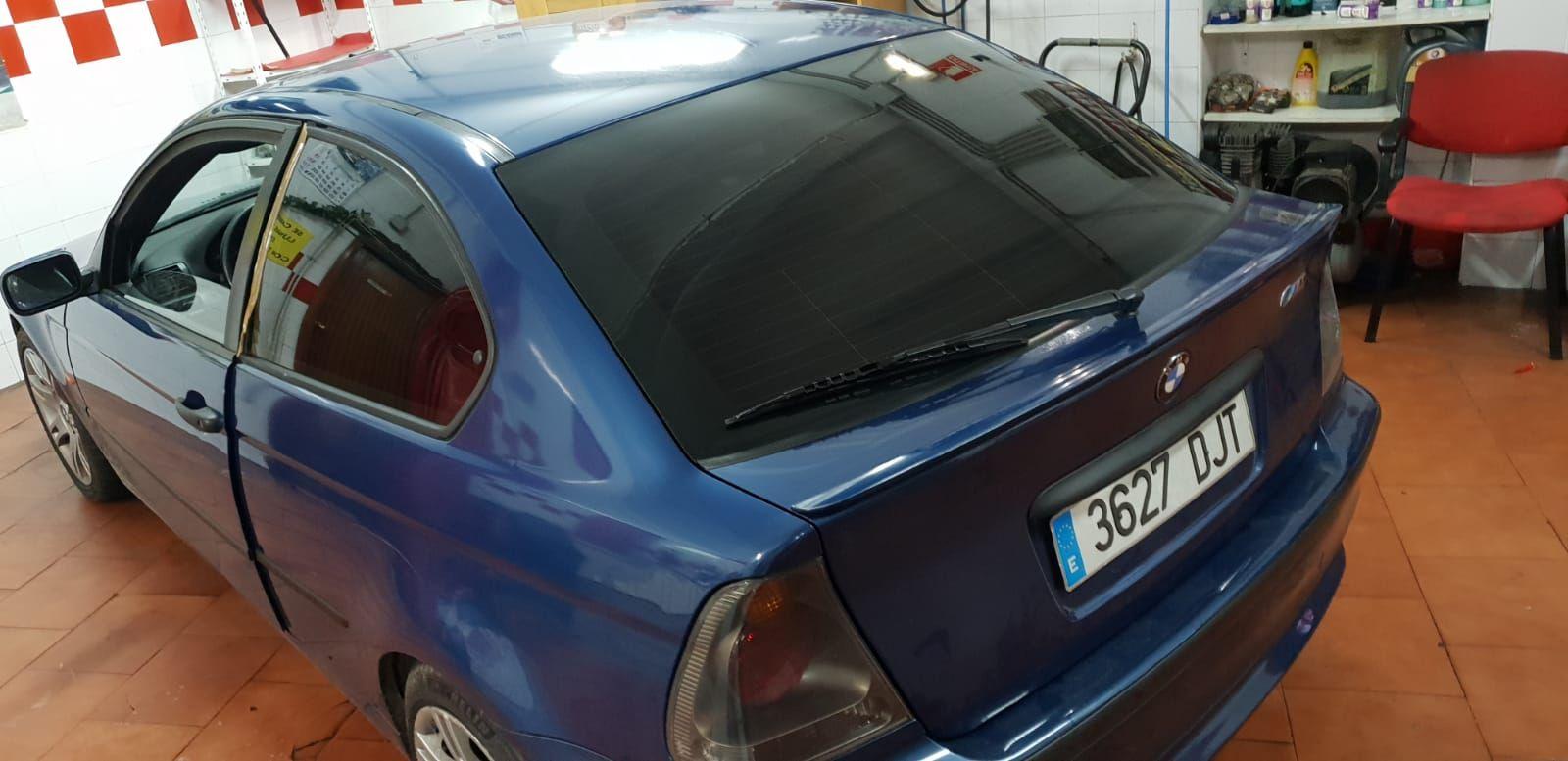 Foto 1047 de Cristalería del automóvil en  | Tintado de Lunas Asturias