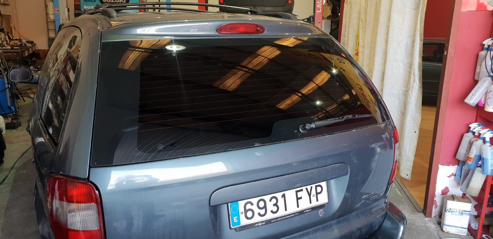 Foto 862 de Cristalería del automóvil en  | Tintado de Lunas Asturias