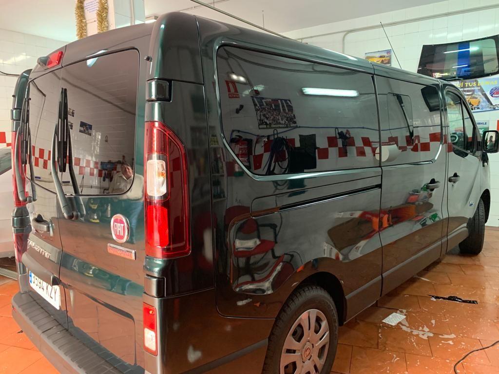 Foto 190 de Cristalería del automóvil en Gijón | Tintado de Lunas Asturias
