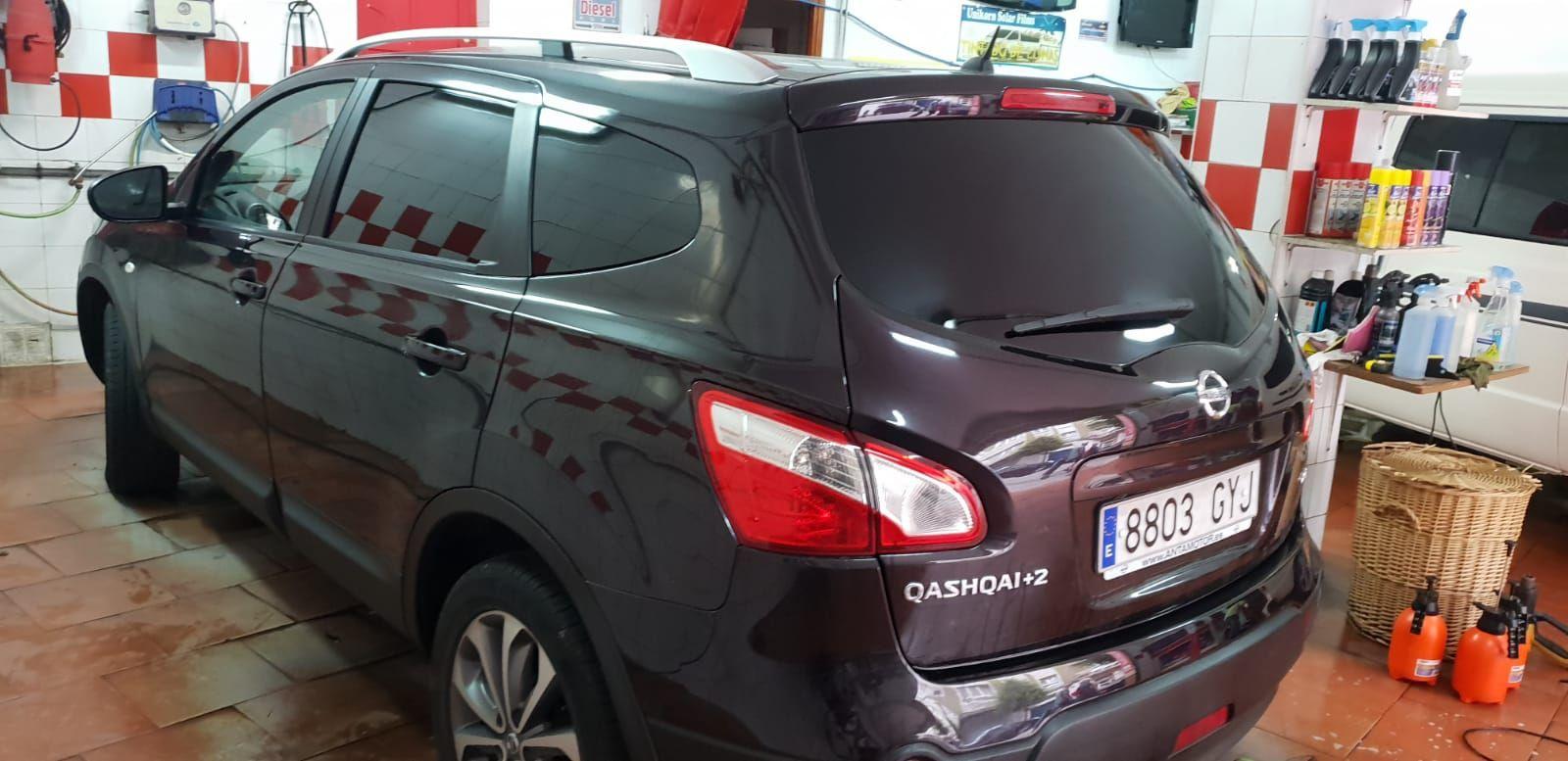 Foto 377 de Cristalería del automóvil en  | Tintado de Lunas Asturias