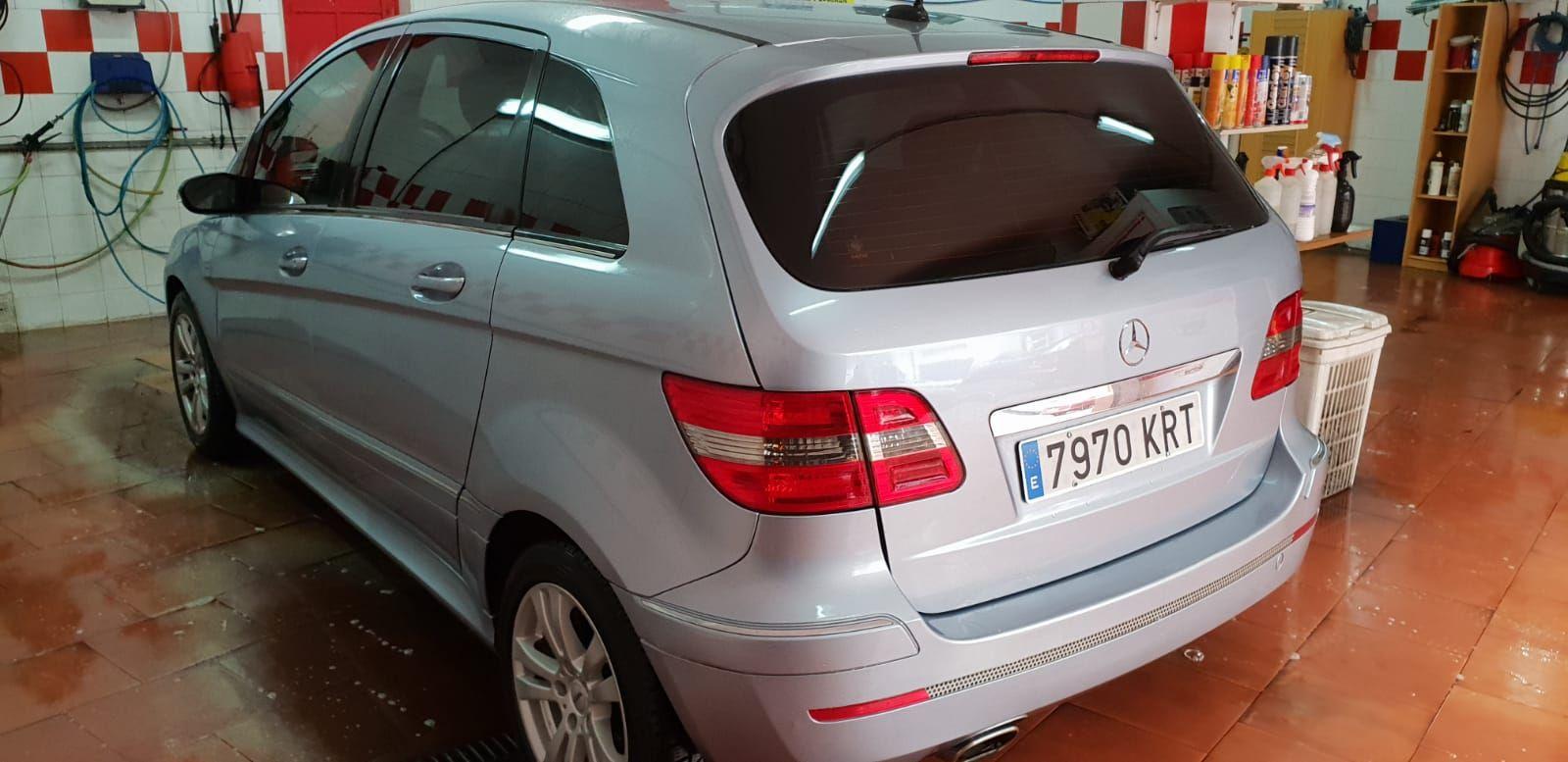 Foto 1133 de Cristalería del automóvil en Gijón | Tintado de Lunas Asturias
