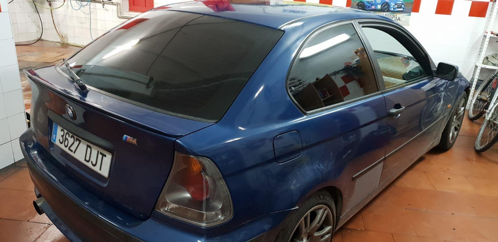 Foto 1025 de Cristalería del automóvil en  | Tintado de Lunas Asturias