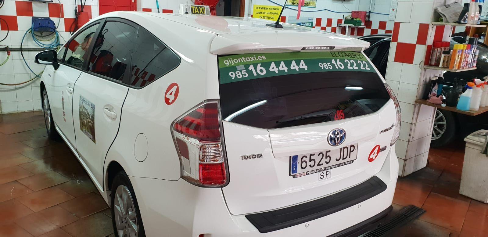 Foto 1085 de Cristalería del automóvil en  | Tintado de Lunas Asturias