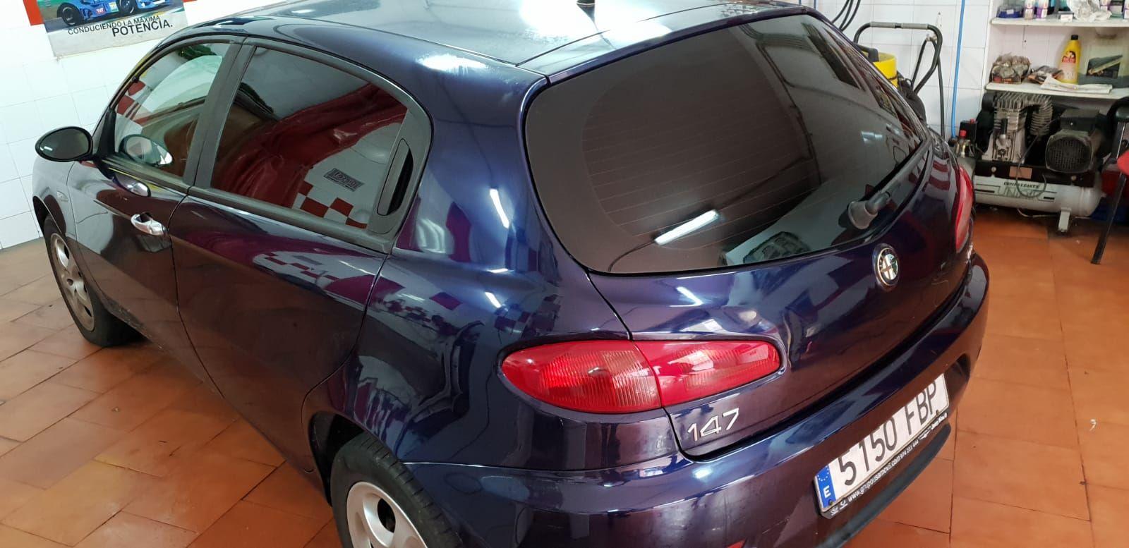 Foto 1069 de Cristalería del automóvil en  | Tintado de Lunas Asturias