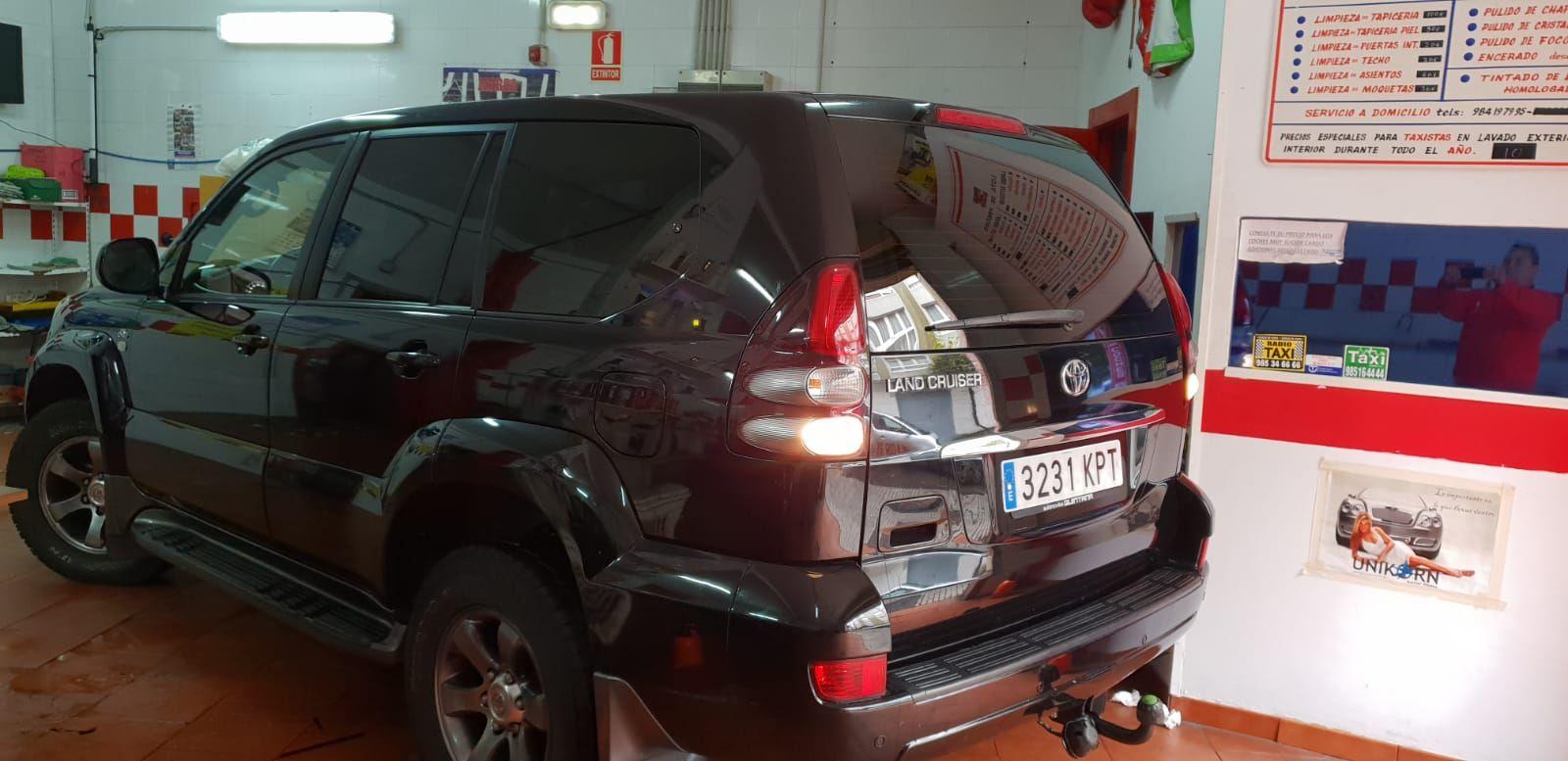 Foto 334 de Cristalería del automóvil en Gijón | Tintado de Lunas Asturias