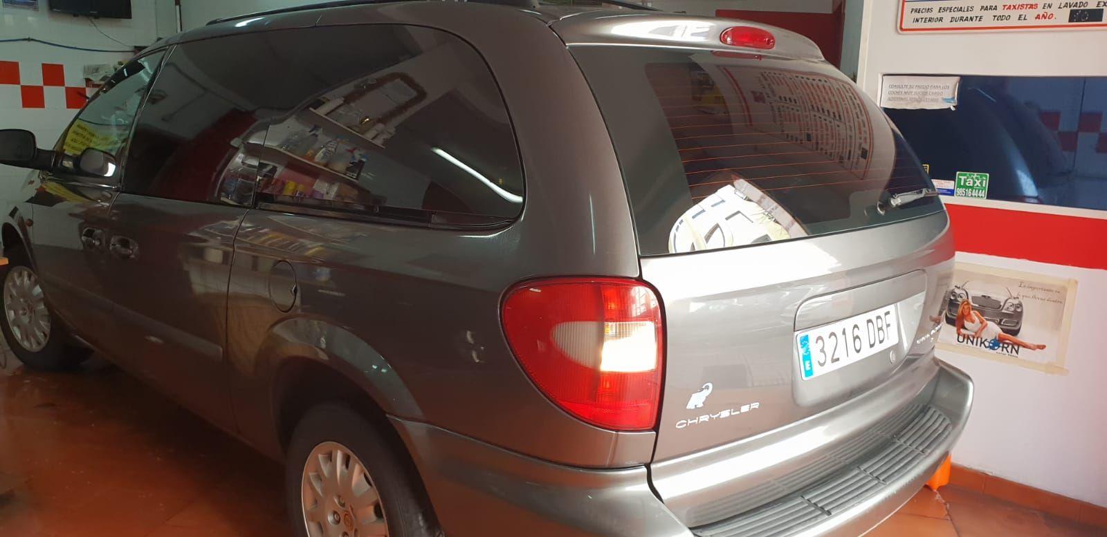 Foto 251 de Cristalería del automóvil en Gijón | Tintado de Lunas Asturias