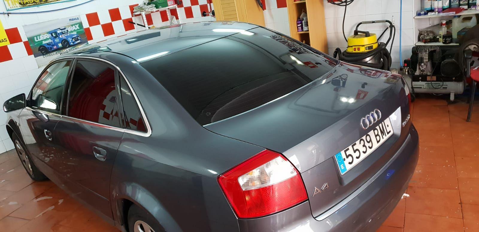 Foto 189 de Cristalería del automóvil en Gijón | Tintado de Lunas Asturias