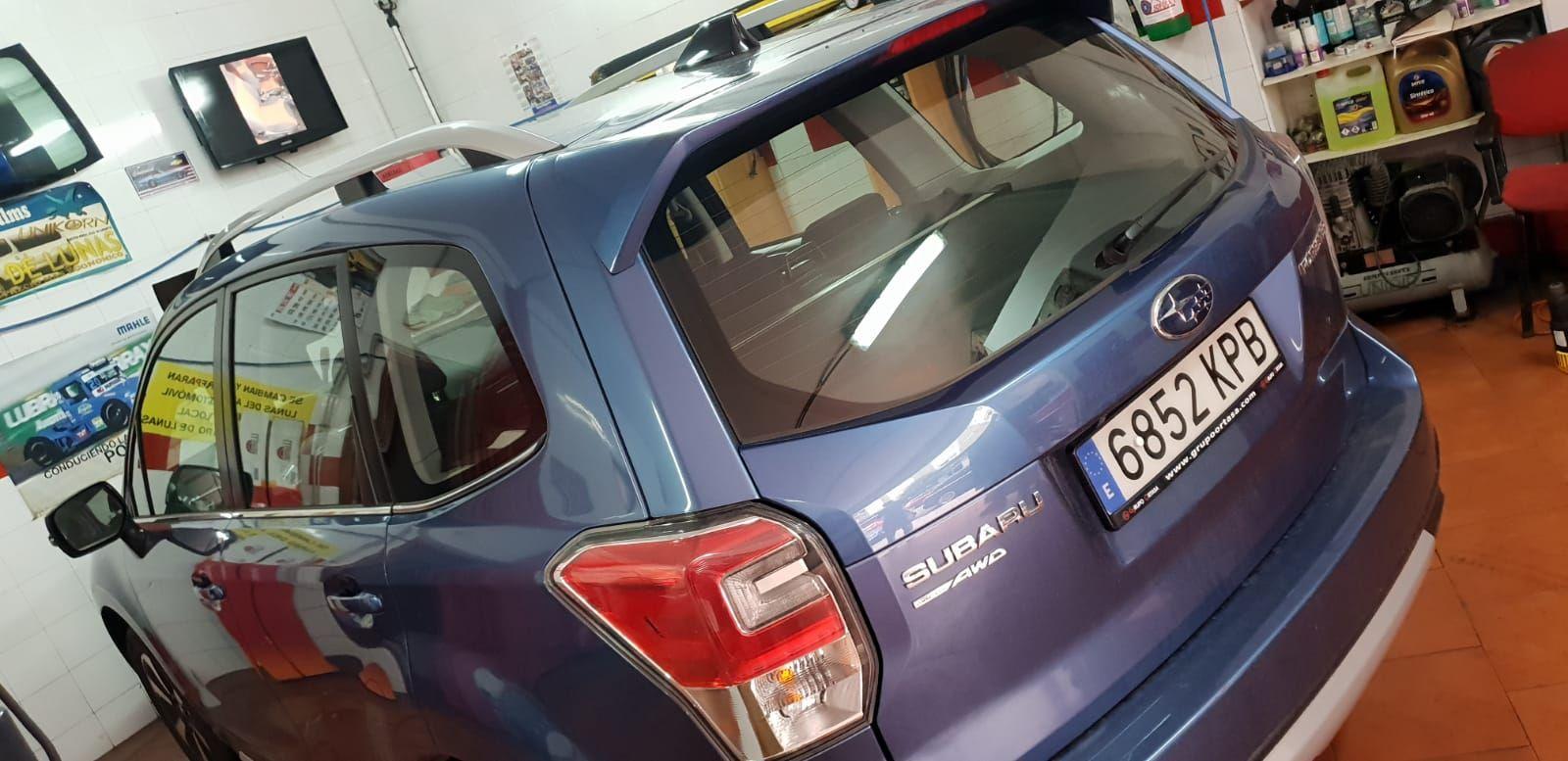 Foto 260 de Cristalería del automóvil en Gijón | Tintado de Lunas Asturias