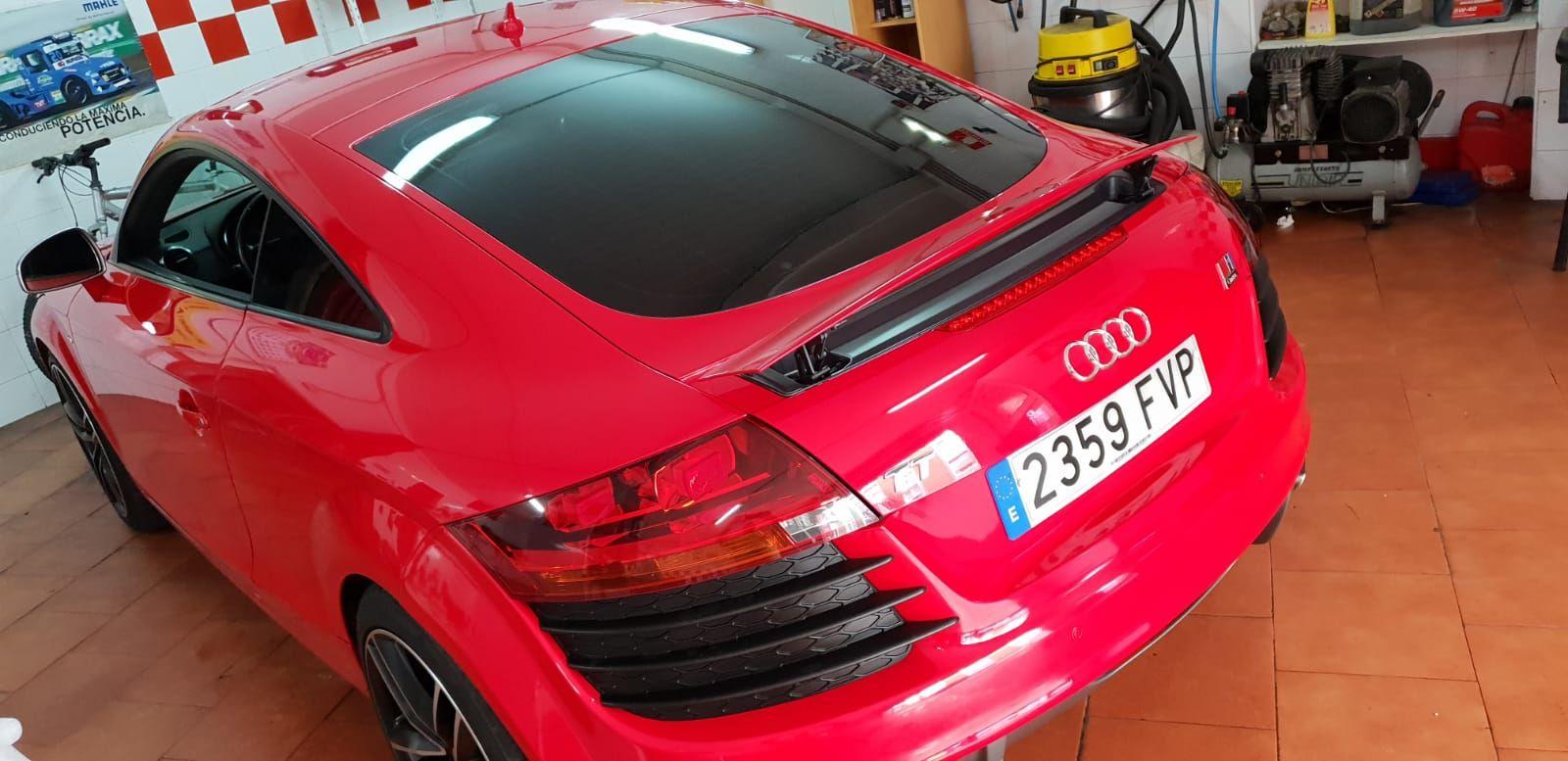 Foto 937 de Cristalería del automóvil en  | Tintado de Lunas Asturias