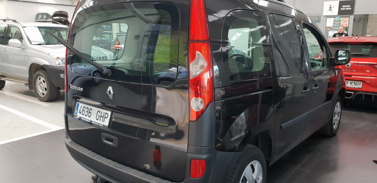 Foto 390 de Cristalería del automóvil en Gijón | Tintado de Lunas Asturias