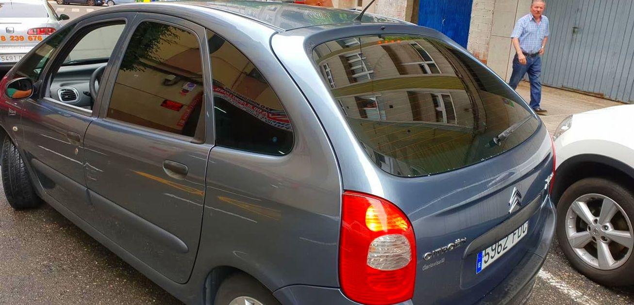 Foto 964 de Cristalería del automóvil en Gijón | Tintado de Lunas Asturias