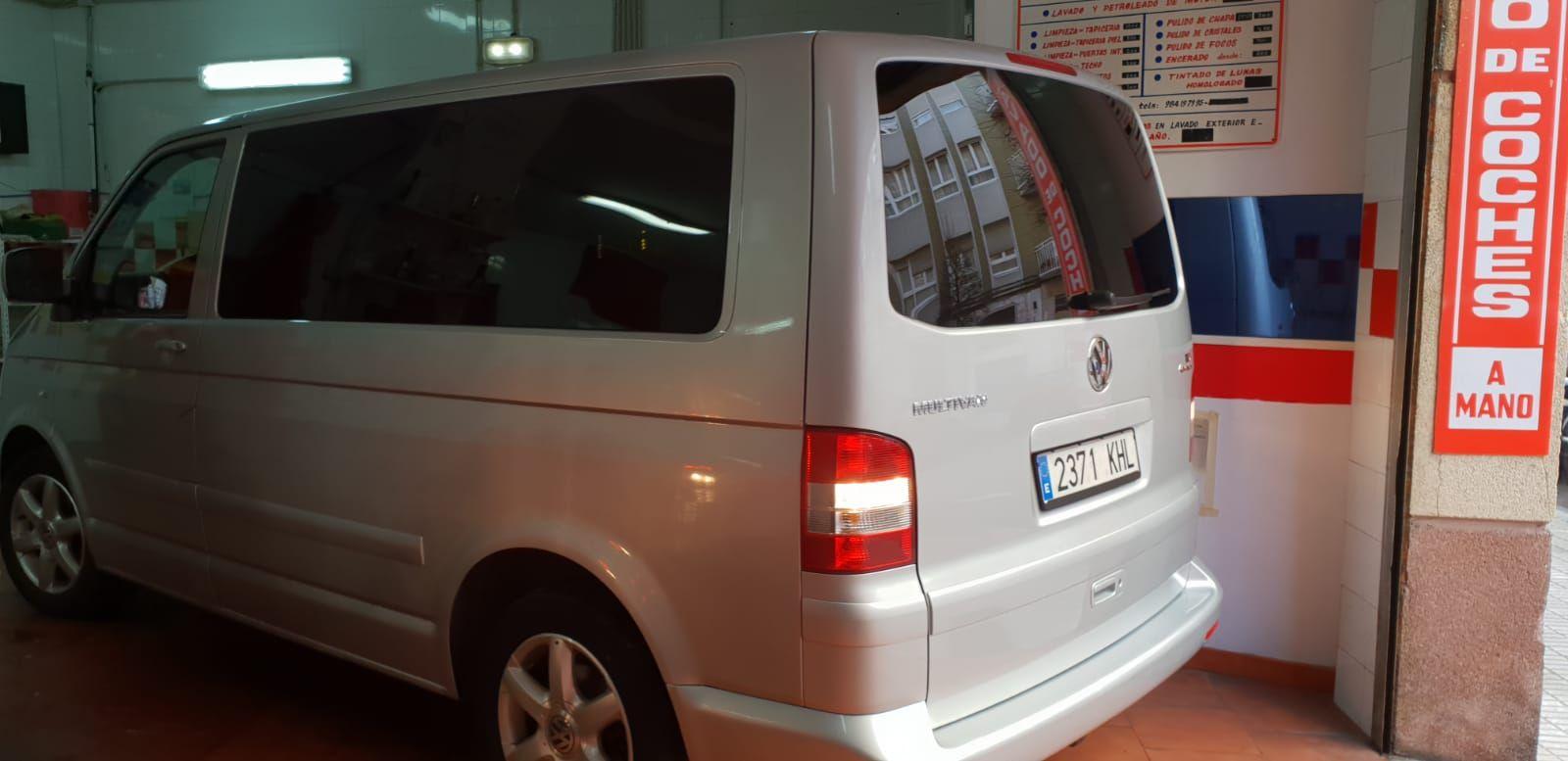 Foto 1102 de Cristalería del automóvil en  | Tintado de Lunas Asturias