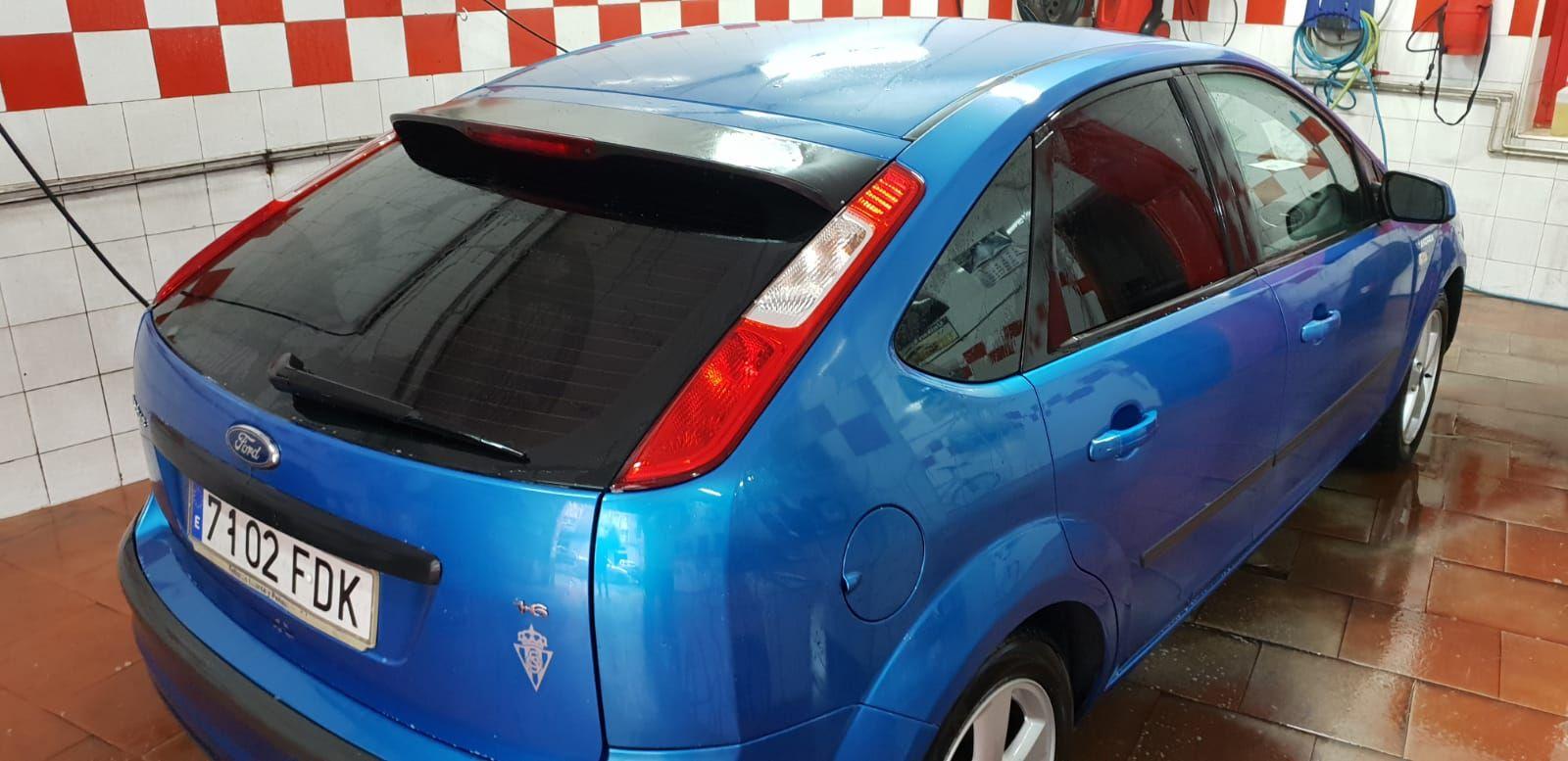 Foto 1402 de Cristalería del automóvil en  | Tintado de Lunas Asturias
