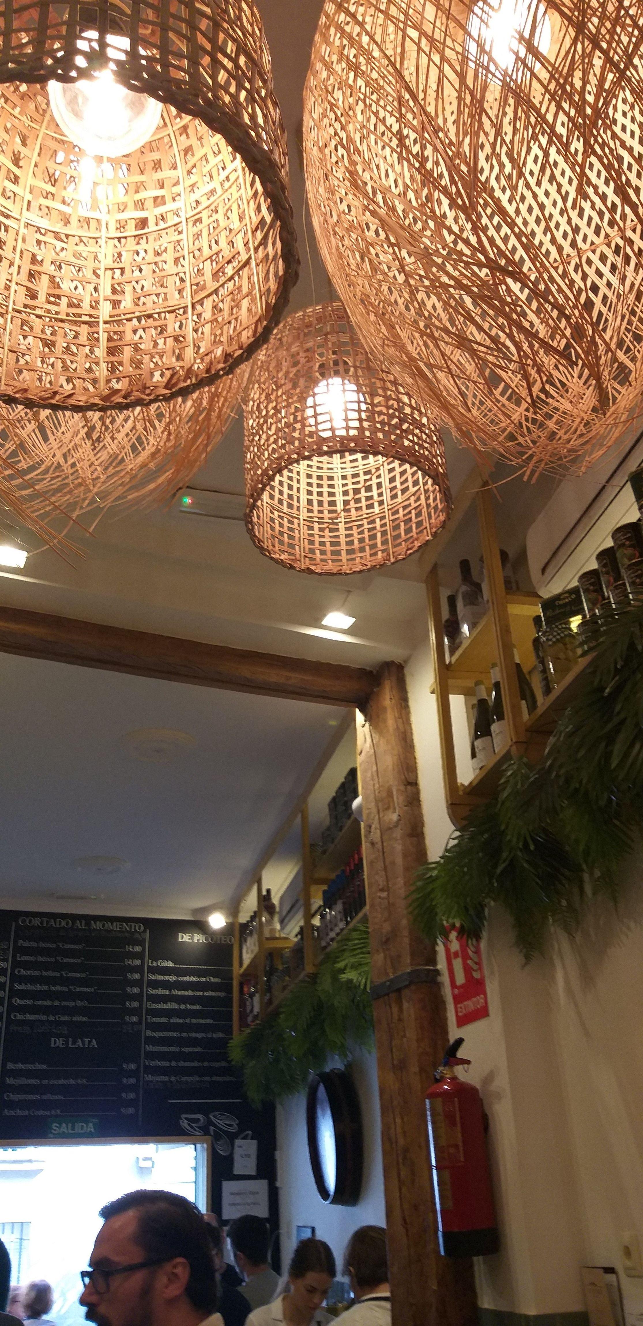 Bar de copas Barrio de las Letras Madrid