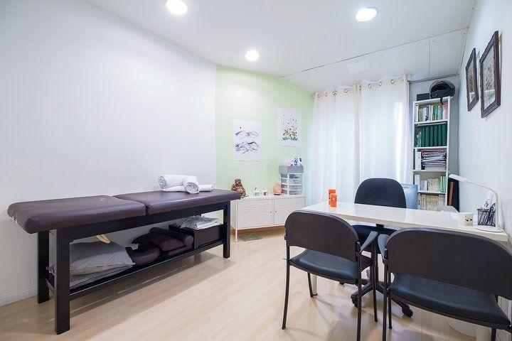 Reflexología podal en Horta, Barcelona