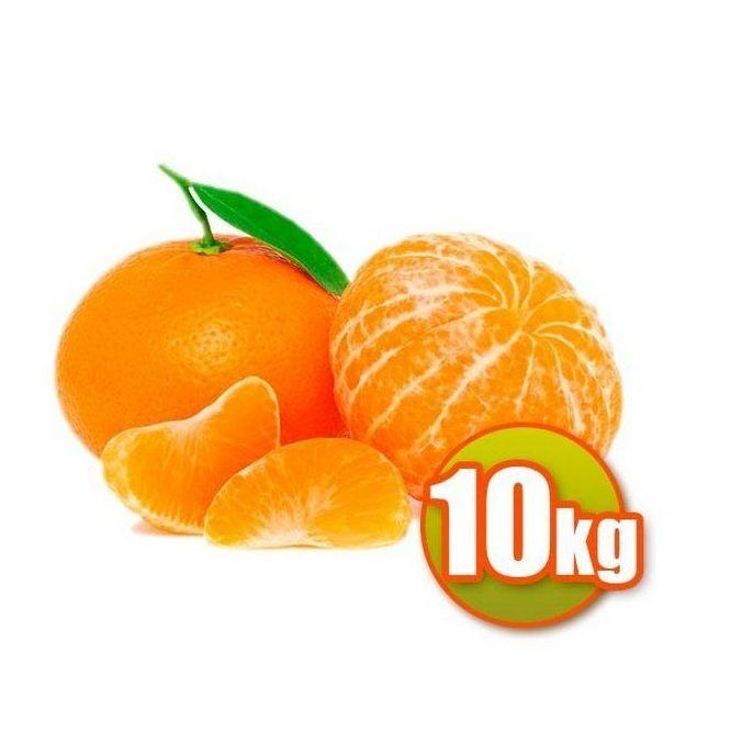 Mandarinas 10 kg: Productos de Naranjas Julián
