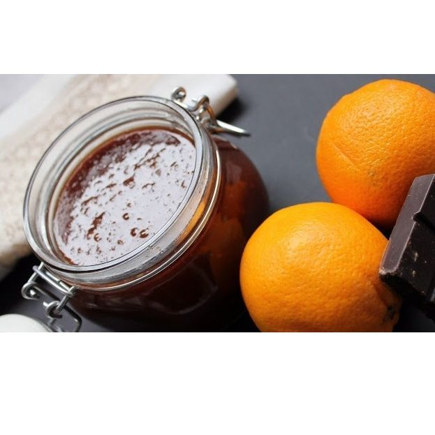 Mermelada de naranja con chocolate 275 gr