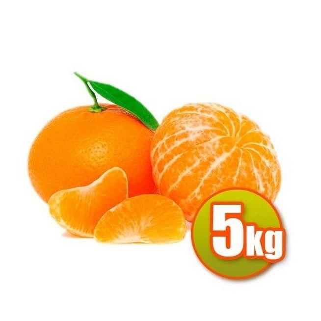 Mandarinas 5 kg: Productos de Naranjas Julián