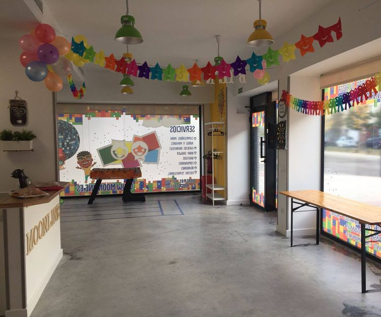 Alquiler de local para fiestas privadas en Fuenlabrada