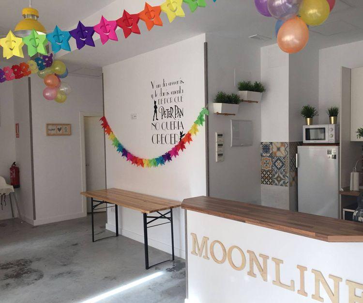 Local para fiestas de cumpleaños en Fuenlabrada