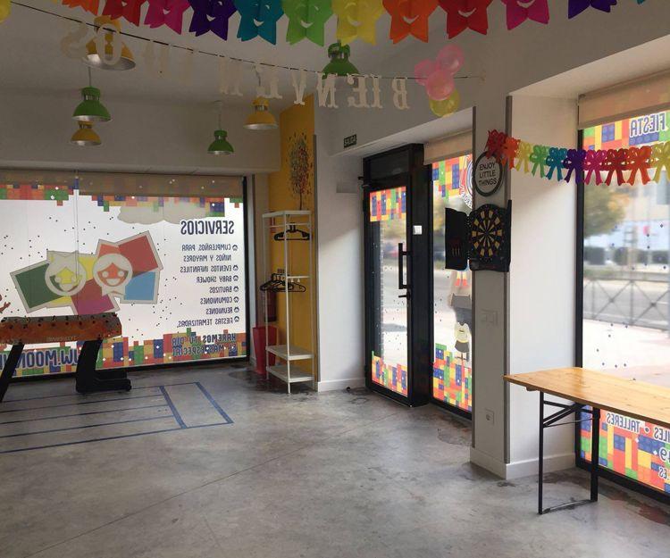 Alquiler de local para fiestas de cumpleaños en Fuenlabrada