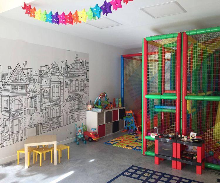 Alquiler de local para fiestas infantiles en Fuenlabrada