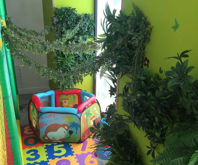 Local para eventos con zona para bebés en Fuenlabrada