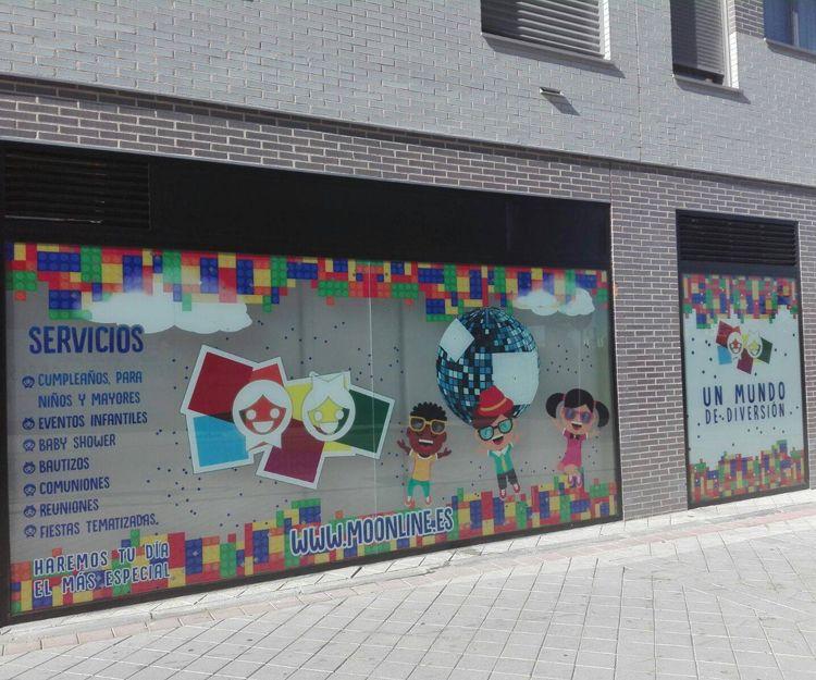 Local para eventos en Fuenlabrada