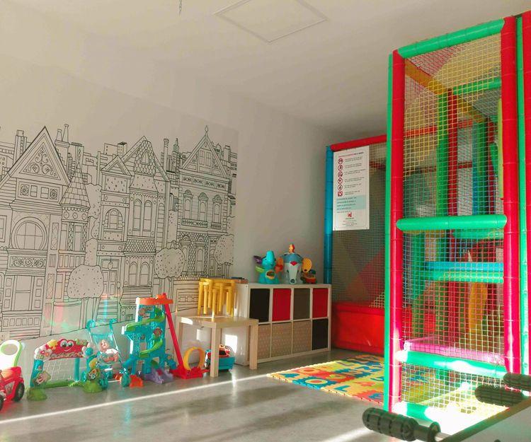 Alquiler de local para cumpleaños infantiles en Fuenlabrada