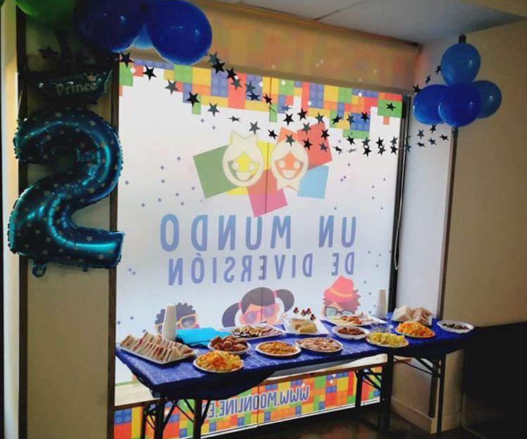 Alquiler de local para cumpleaños en Fuenlabrada