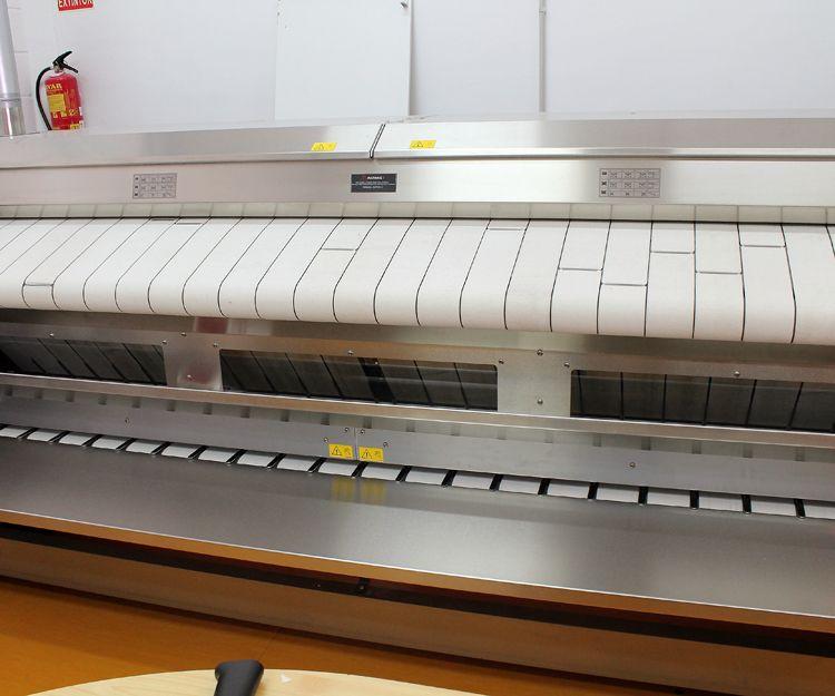 La mejor maquinaria en el sector de las lavanderías industriales