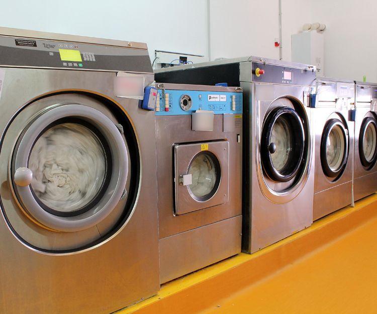 Lavado de ropa con las mejores máquinas del mercado en Toledo