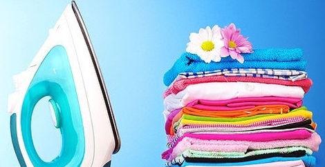Lavado y planchado de todo tipo de ropa