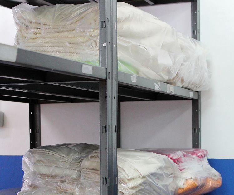 Lavandería y tintorería industrial en Madrid