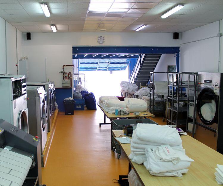Última tecnología en el sector de la lavandería industrial