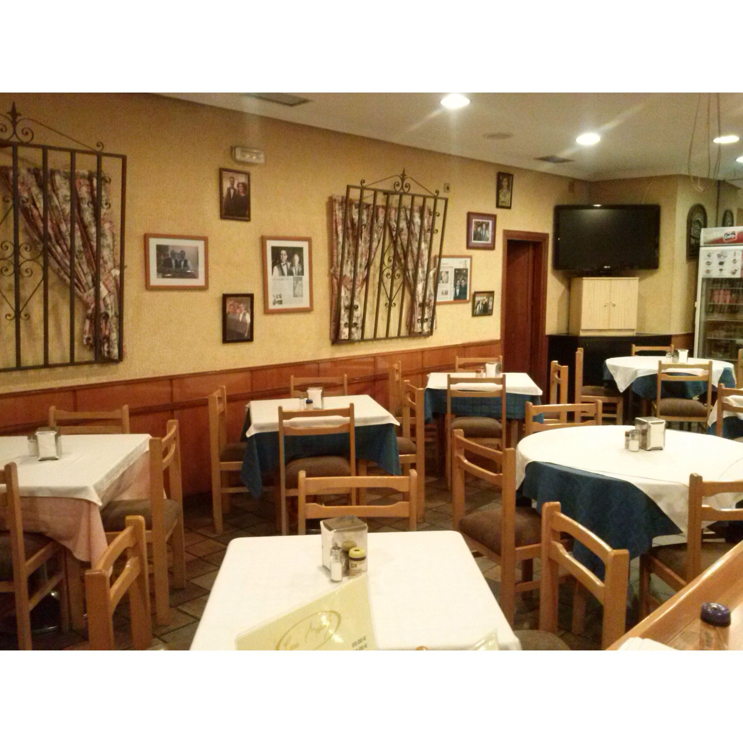 Celebraciones: Carta de Casa Molins Cervecería Restaurante