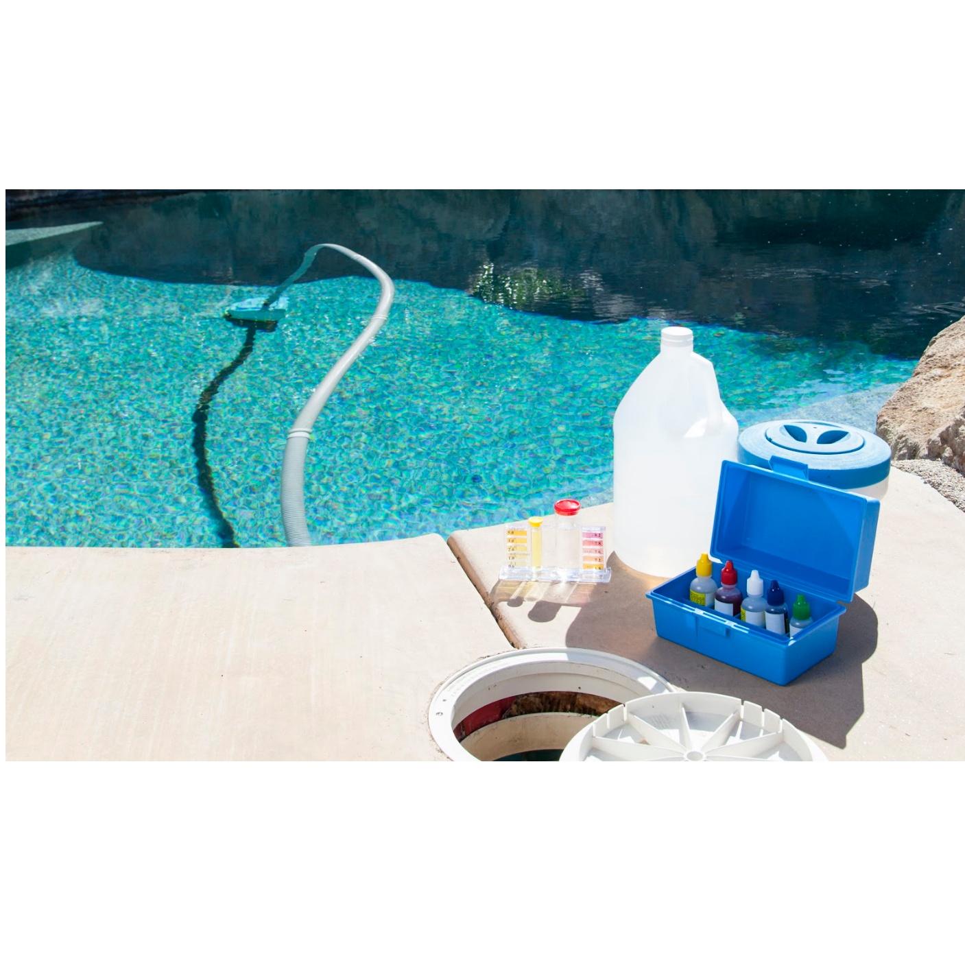 Productos para piscinas: Productos de Comercial Andrés