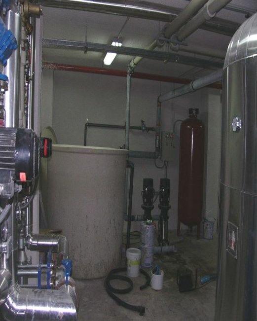 Control de plagas en instalaciones industriales
