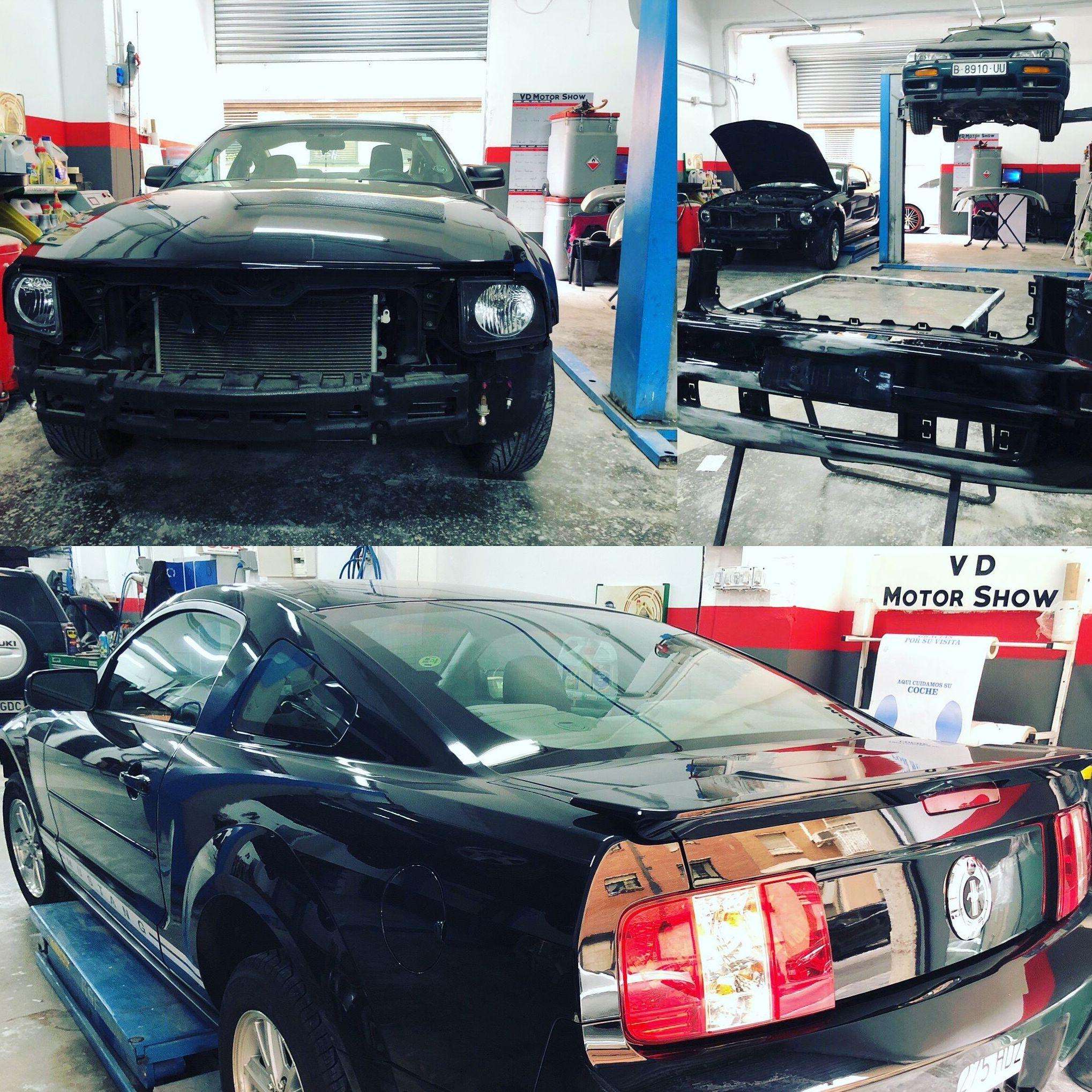 Ford Mustang 2007 v6 4.0