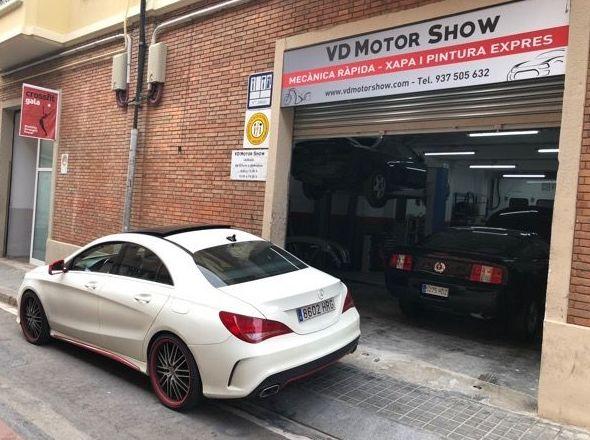 Foto 3 de Talleres de automóviles en  | VD Motor Show