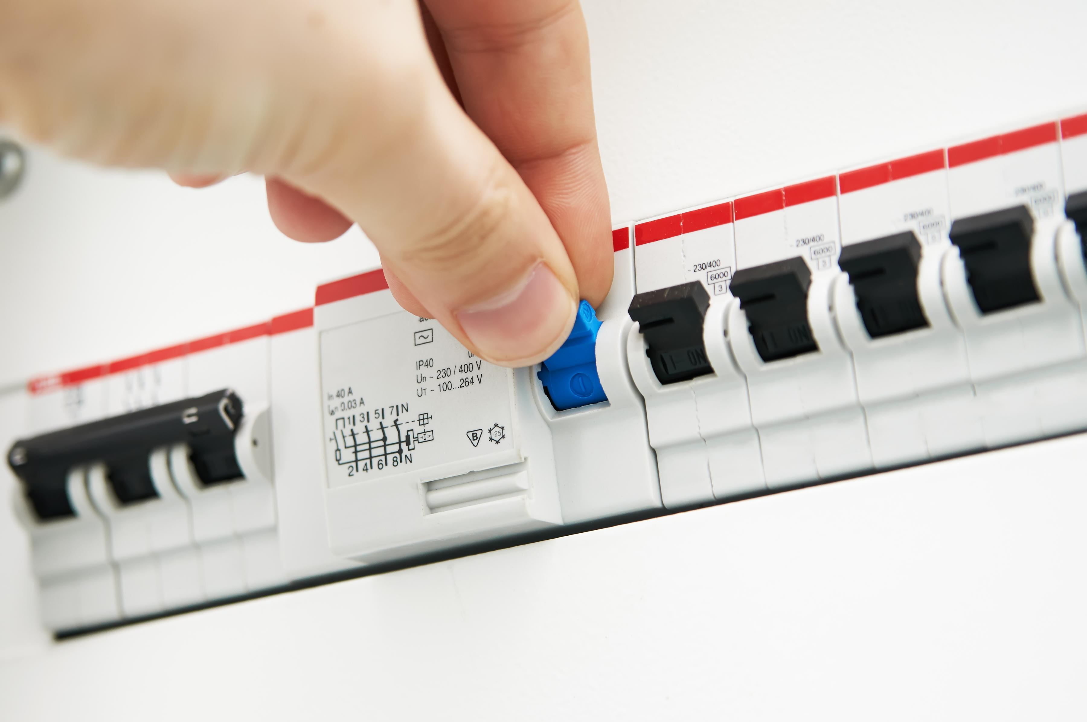 Instalaciones eléctricas: Servicios de Electricidad DM