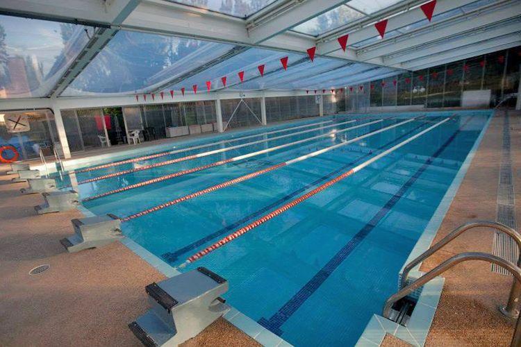 Nataci n infantil en arturo soria club deportivo nataci n for Piscina arturo soria