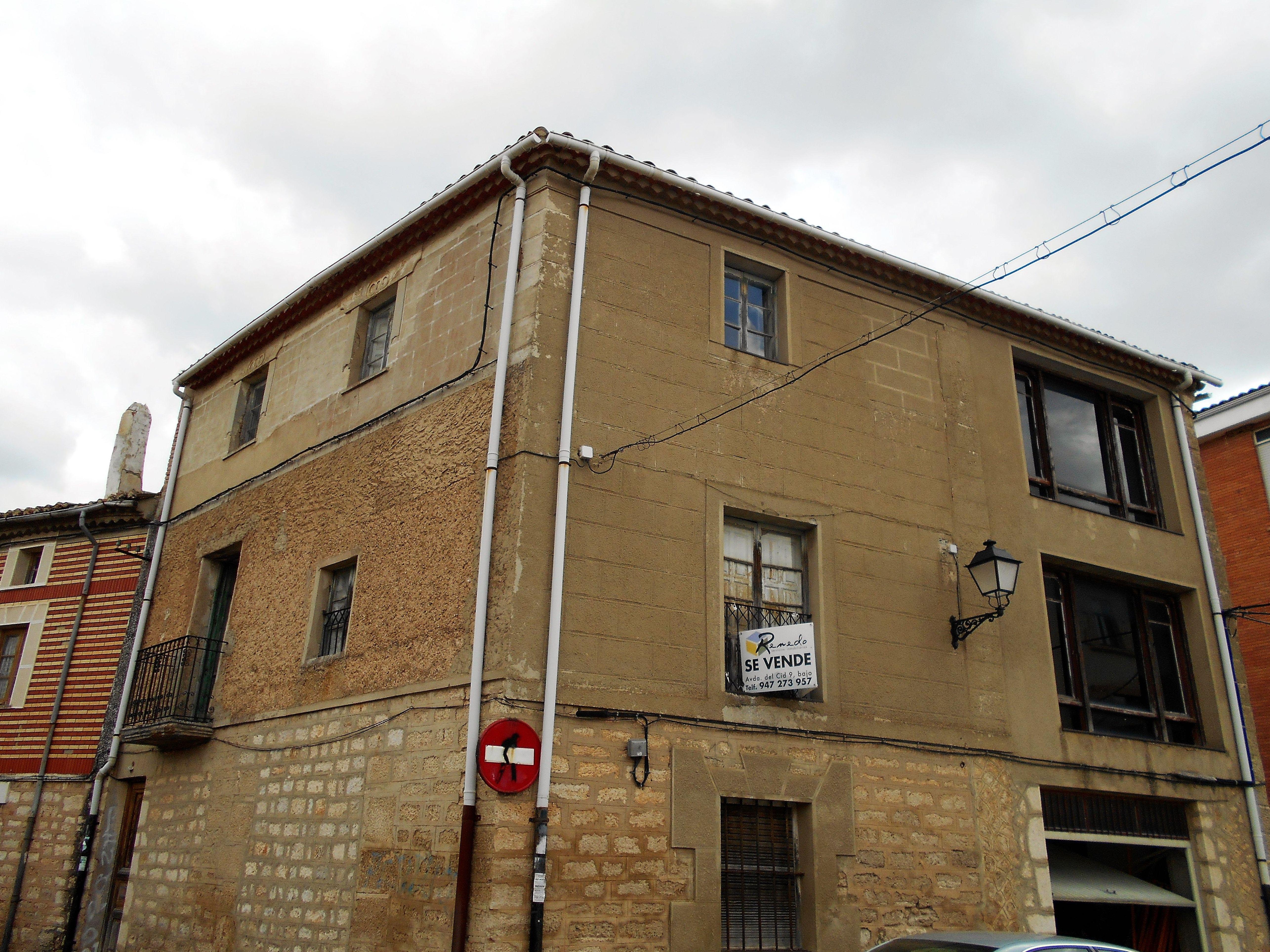 Casa - Villadiego: Venta y alquiler de inmuebles de Inmobiliaria Renedo