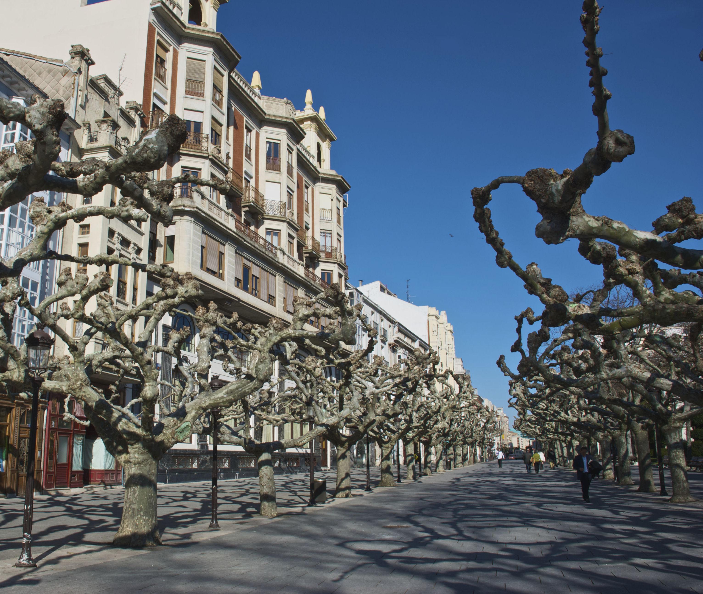 Locales comerciales y garajes en Burgos