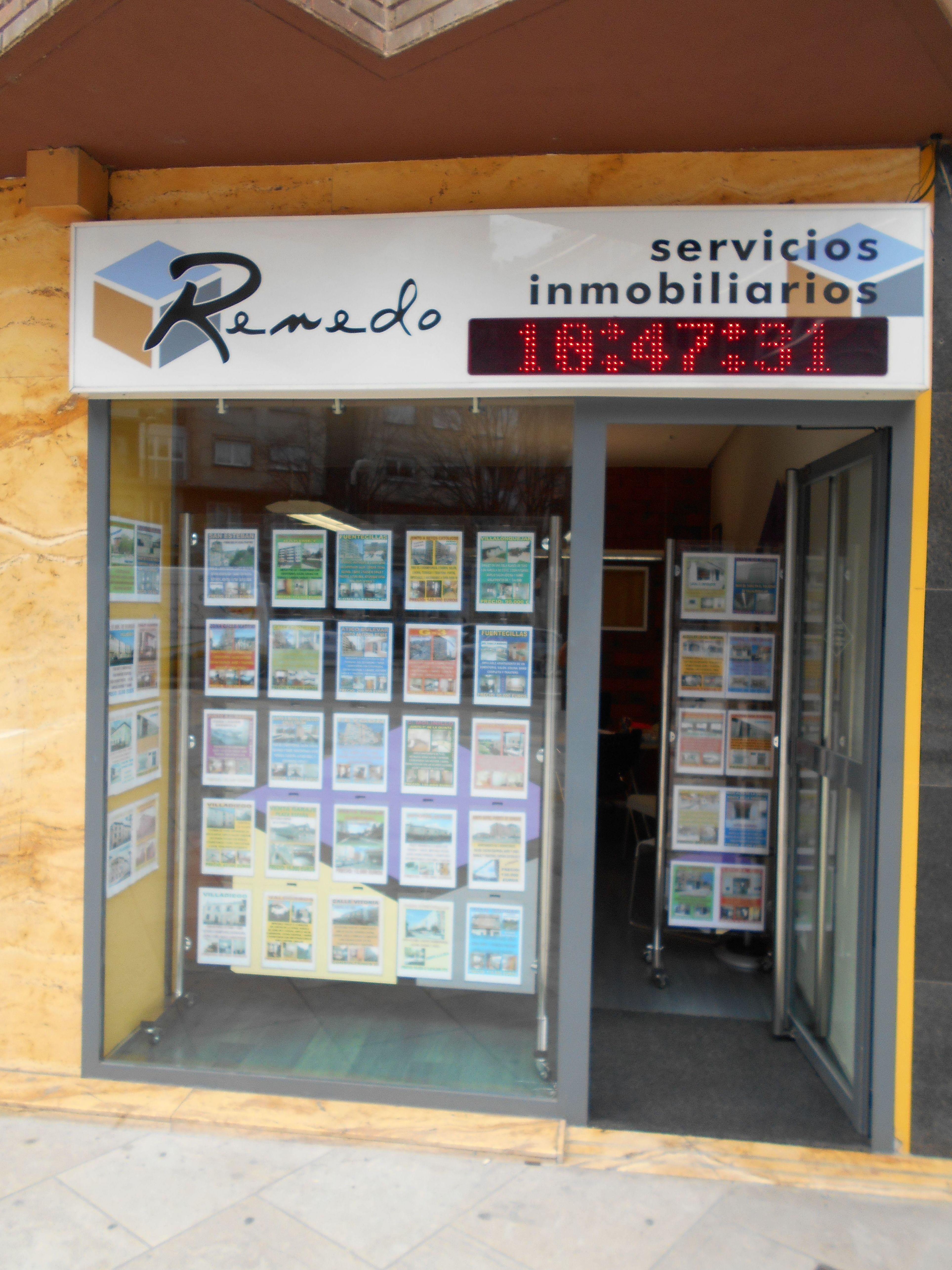 Servicios Inmobiliarios integrales en Burgos