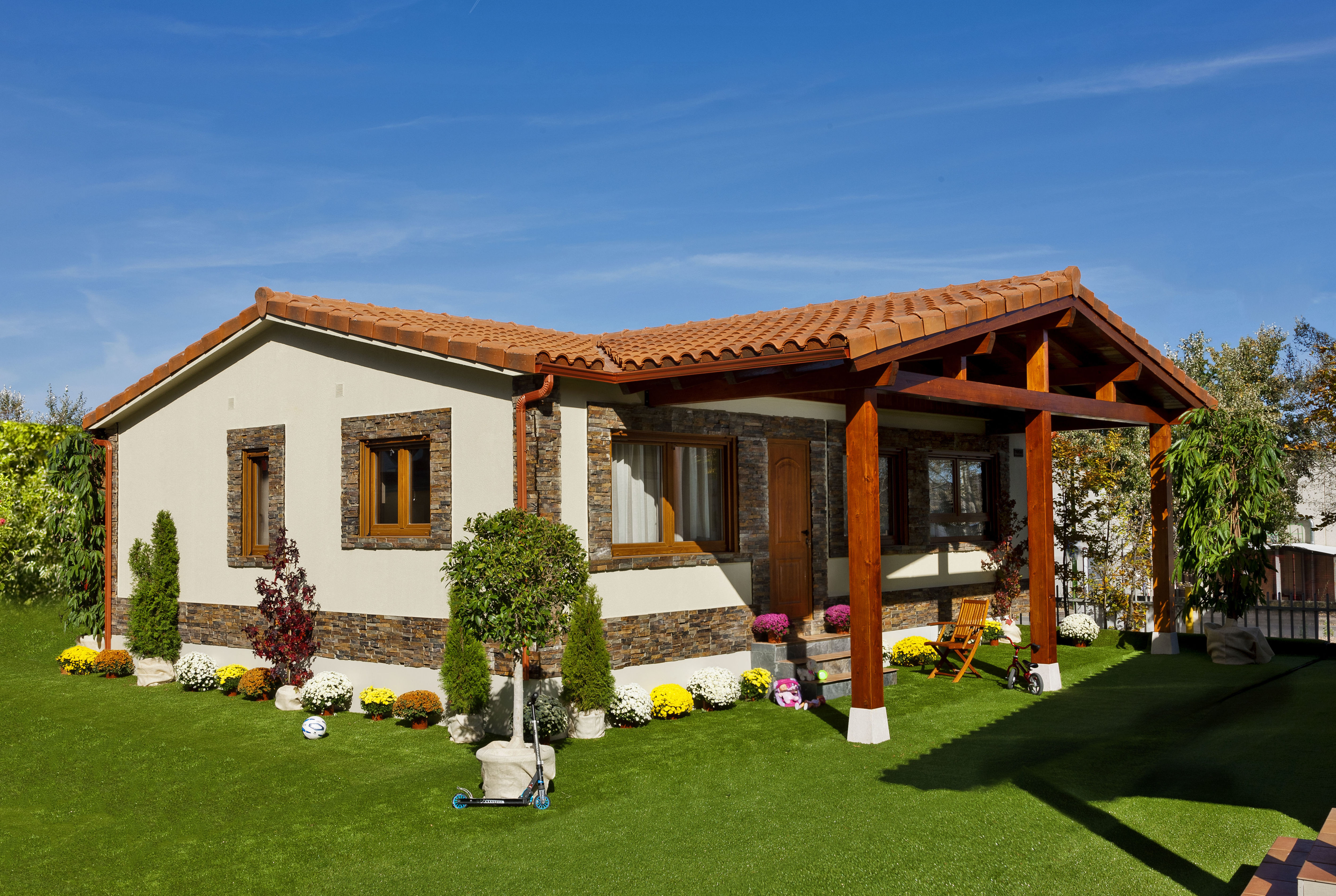 Foto 2 de compra venta y alquiler de vivienda en burgos inmobiliaria renedo - Casas prefabricadas burgos ...