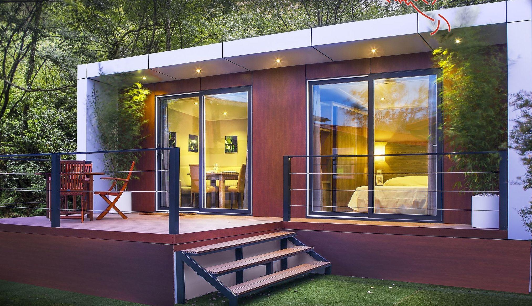 Le entregamos e instalamos la casa con las mejores calidades y servicios consúltenos
