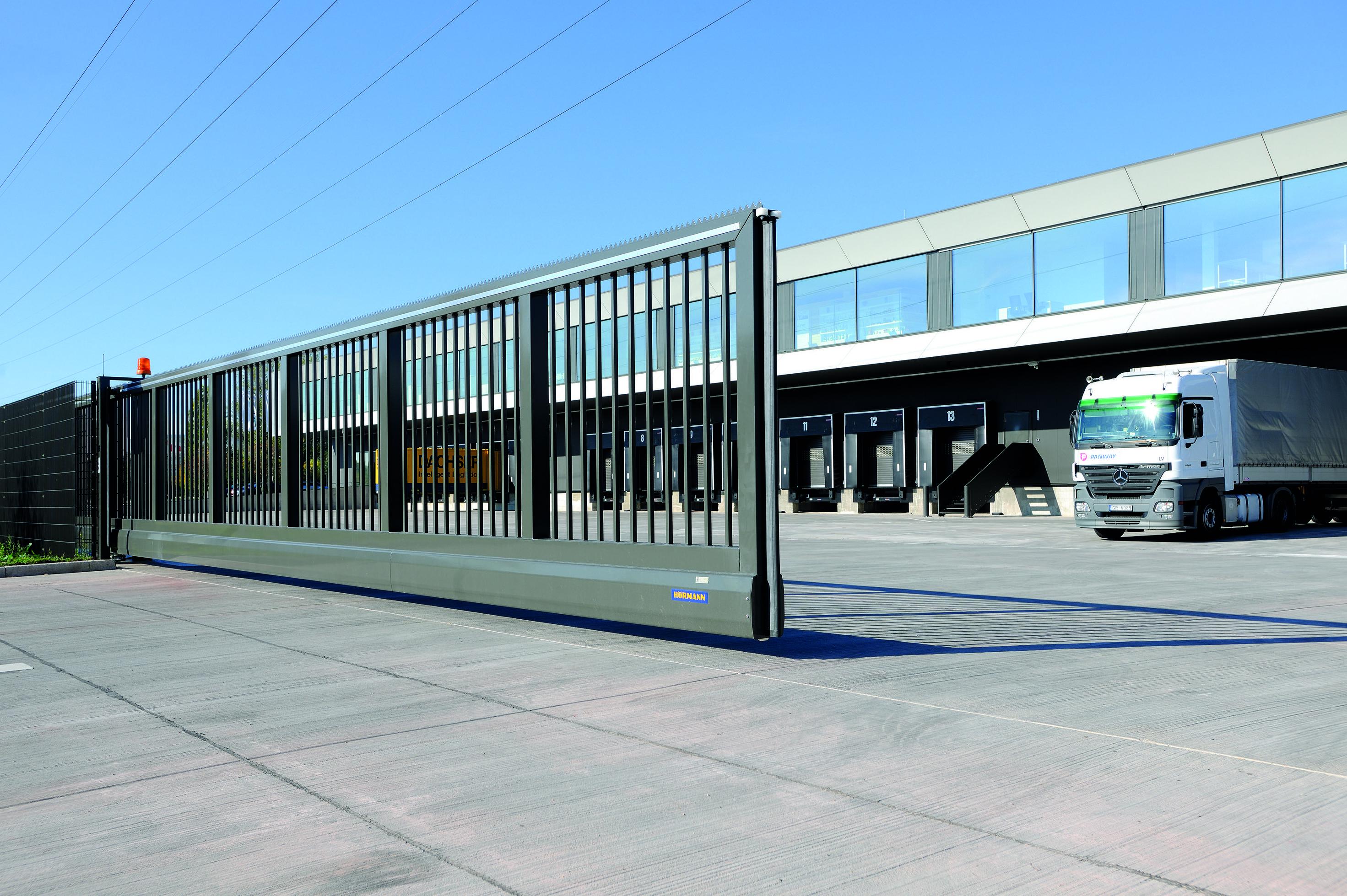 corredera industrial