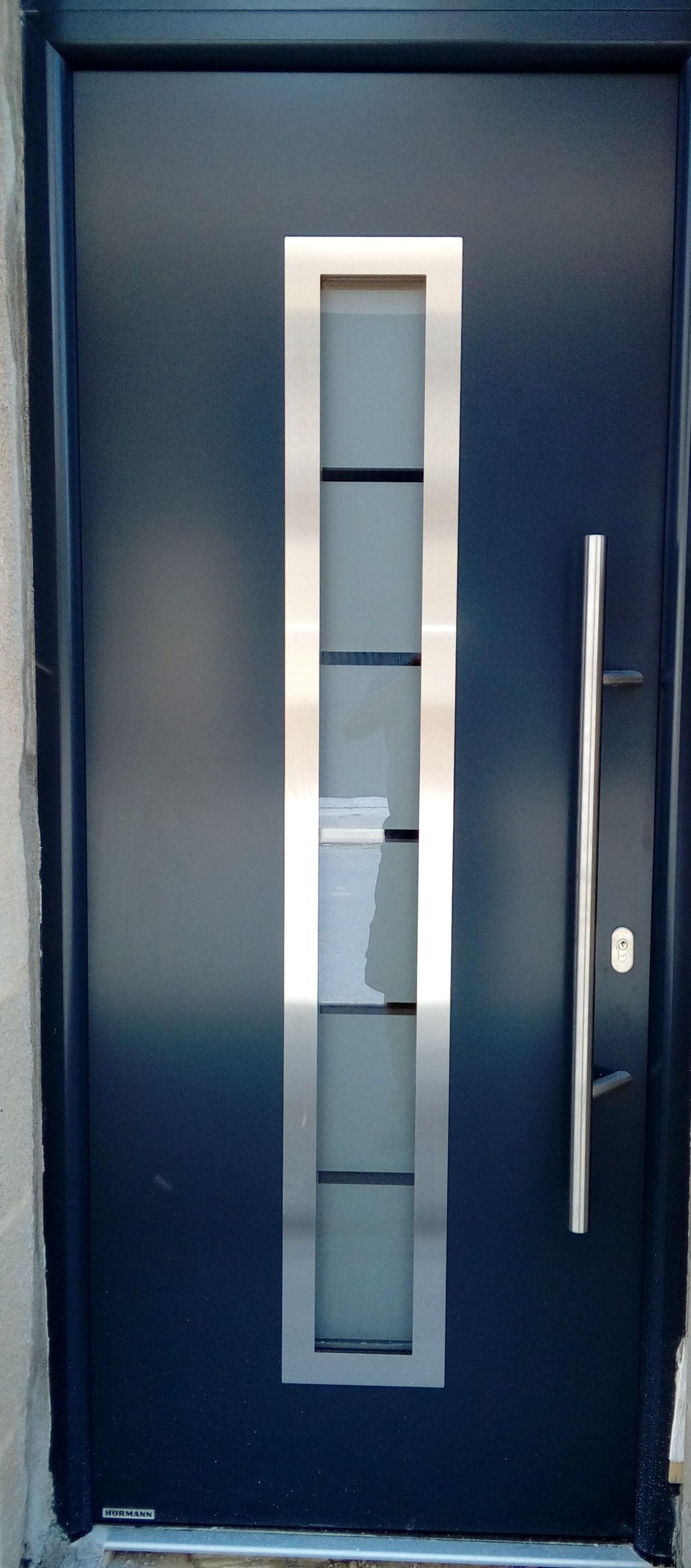 puerta de entrada de hormann