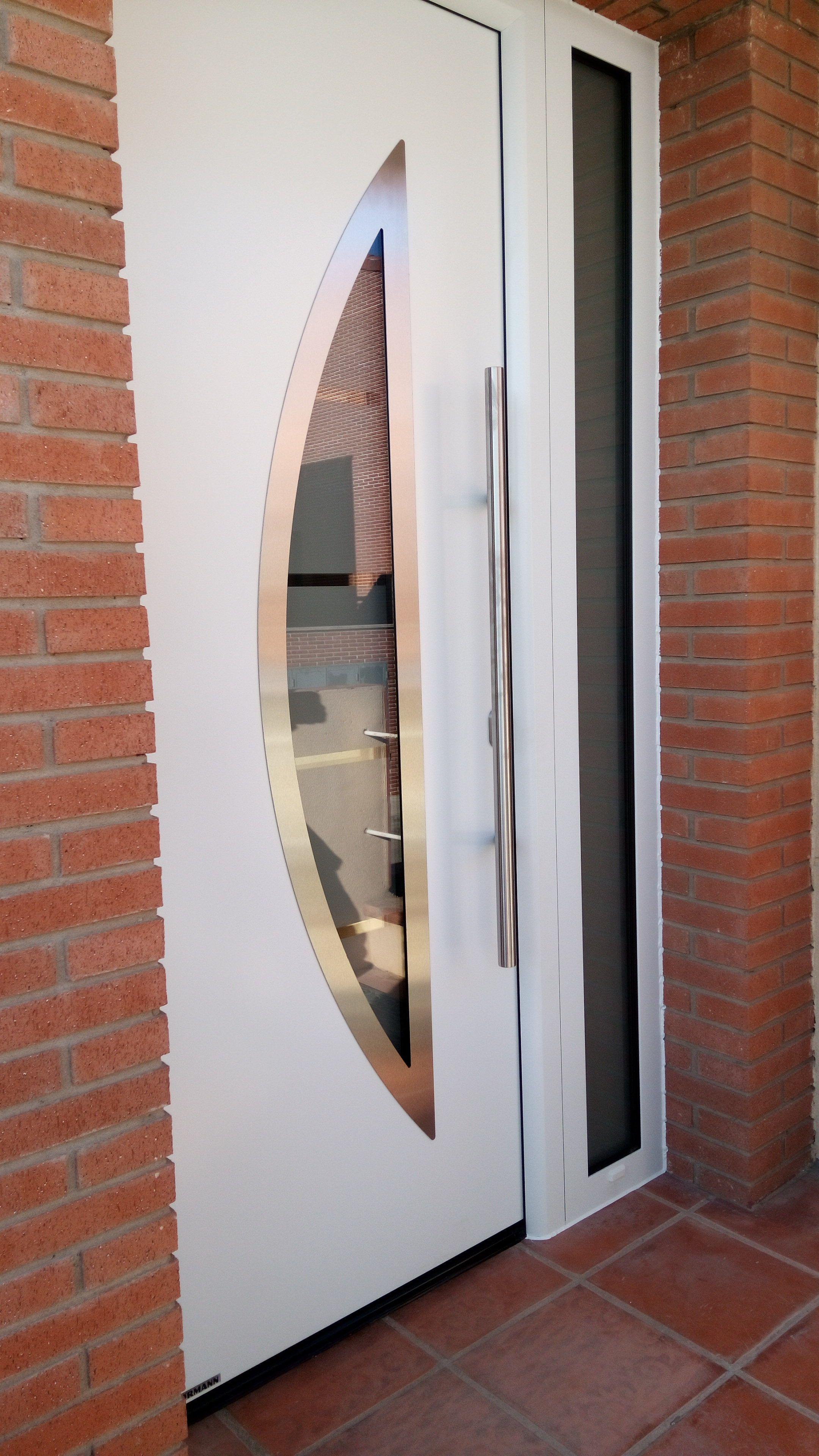 Puertas de entrada en Lérida
